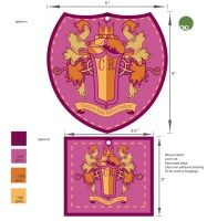 Charlotte Russe Patch Designs