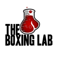 Logo for a new Boxing podcast. More details to come!