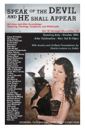 Art Show Flyer for Gallery 423 Los Angeles