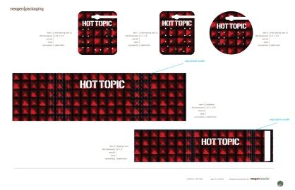 Earring Card Design/Branding