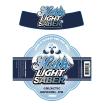 Beer Label Design for Star Wars Art Show